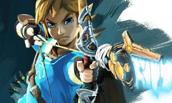 First expansion for Zelda: Breath of the Wild detailed