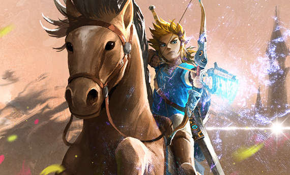 The Legend of Zelda: Breath of the Wild gets another trailer