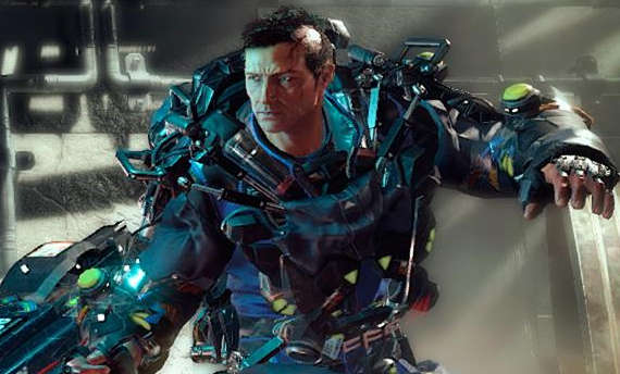 You can go behind the scenes of The Surge
