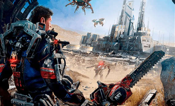 The Surge receives HDR Support for the PS4 and PS4 Pro