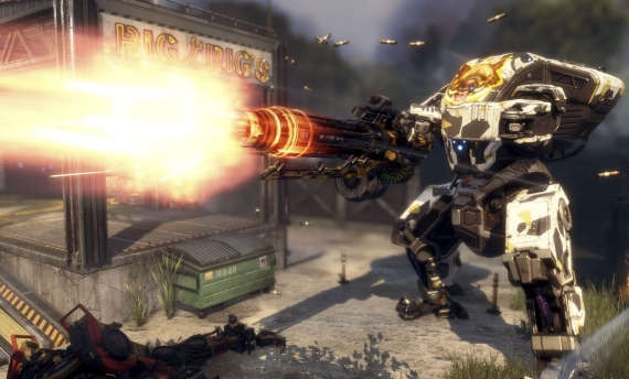 Four new maps and a Titan are coming to Titanfall 2 soon