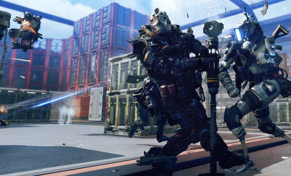 Live Fire mode for Titanfall 2 gets a gameplay trailer