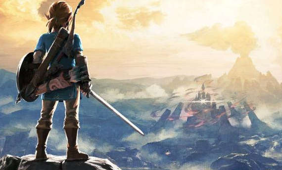 The Making of The Legend of Zelda: Breath of the Wild is live