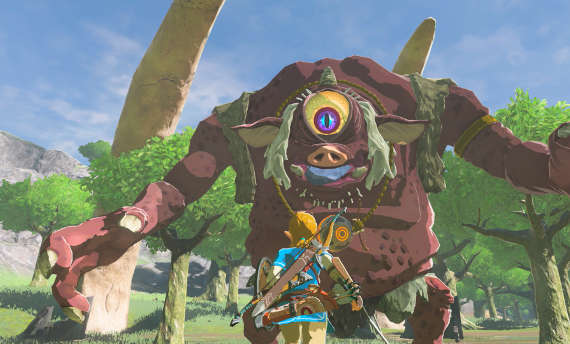 The Legend of Zelda: Breath of the Wild gets 26 new screenshots