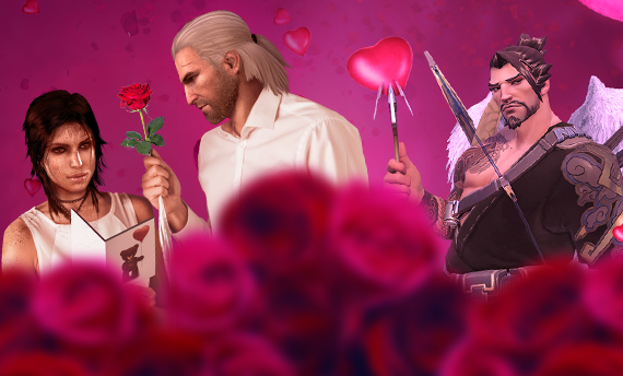 top 14 romances in video games