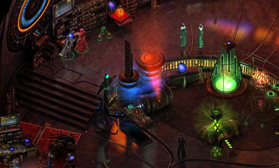 There's a new take on combat in Torment: Tides of Numenera