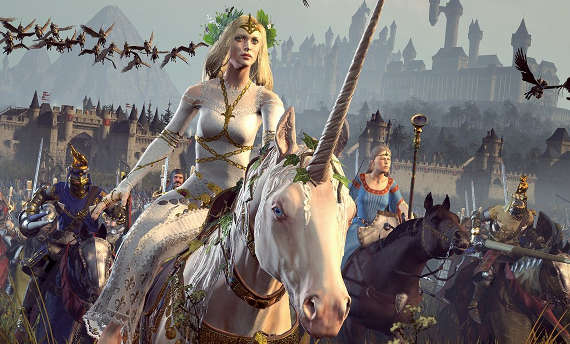 Total War series gets a spin-off in a form of Saga games