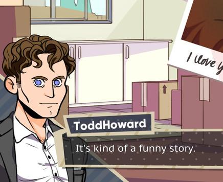 Todd Howard