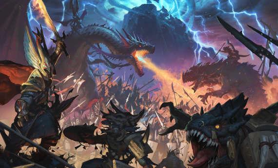 Total War: Warhammer II will make you breathe heavily