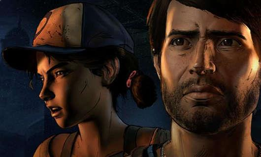 The Walking Dead: A New Frontier includes a story generator