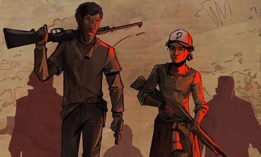 The Walking Dead: A New Frontier starts with two episodes