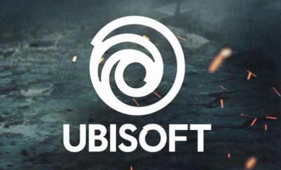 E3 2018 Ubisoft sign