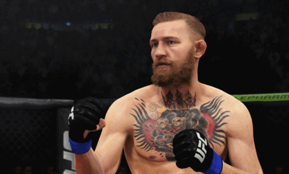 EA announces UFC 3