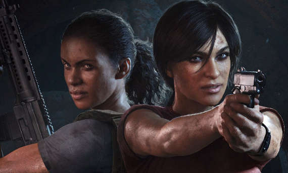 Uncharted: The Lost Legacy gets a new trailer