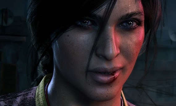 Watch the gameplay from Uncharted: The Lost Legacy