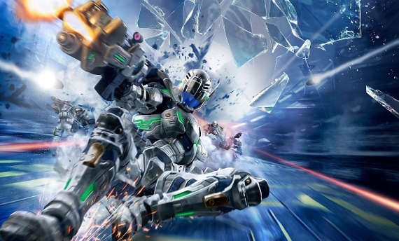 Vanquish for PC has launched