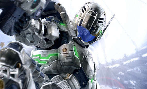 Vanquish confirmed for PC, releasing this month