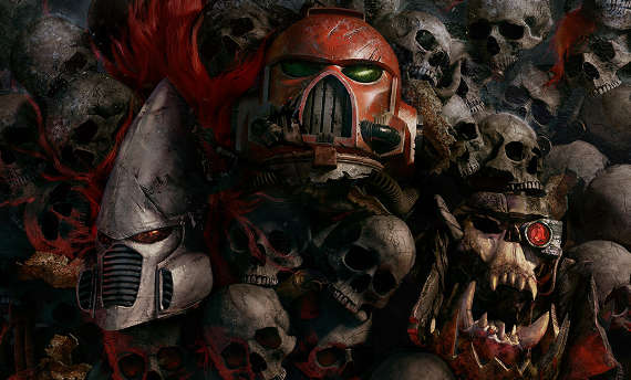 This is your introduction to the world of Dawn of War III