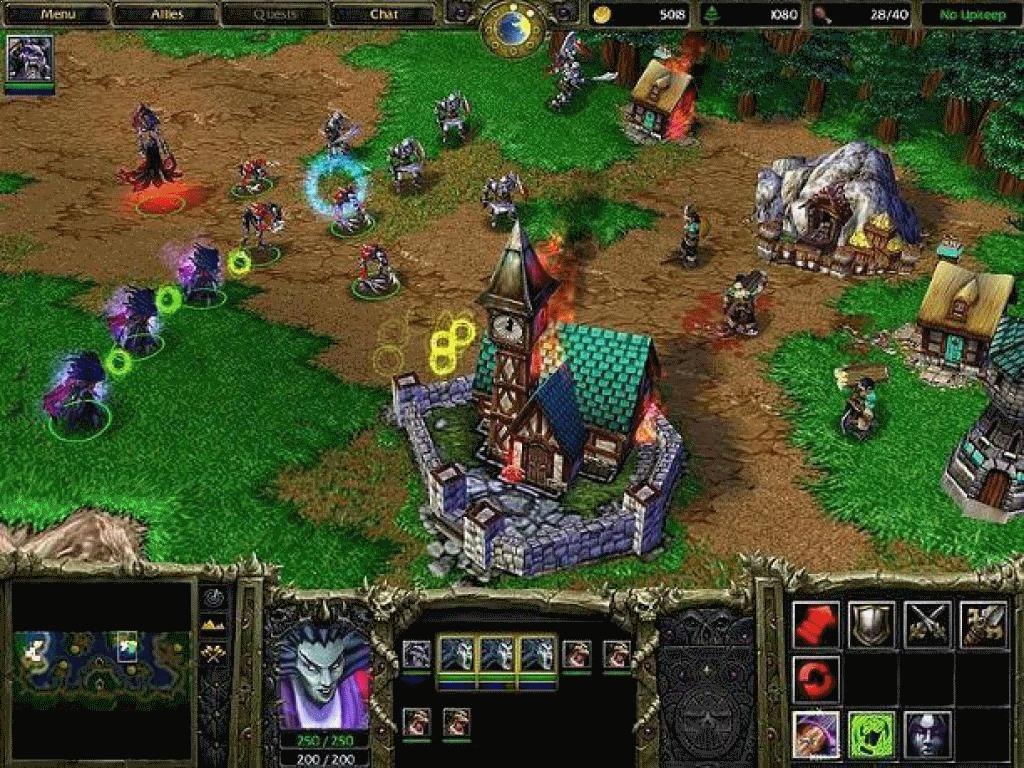 Warcraft 3, g2a