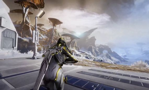 warframe venus open world update