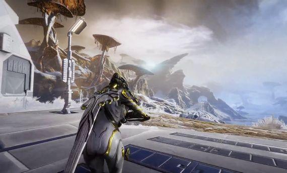 warframe venus open world update