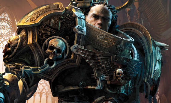 Warhammer 40,000: Inquisitor - Martyr alpha starts on February 10th