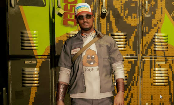 Watch Dogs 2's content starts with T-Bone