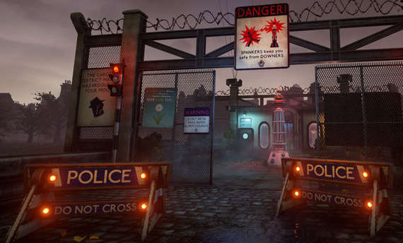 We Happy Few is now better thanks to The Maidenholm Update