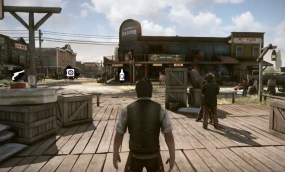 Watch the first gameplay from Wild West Online