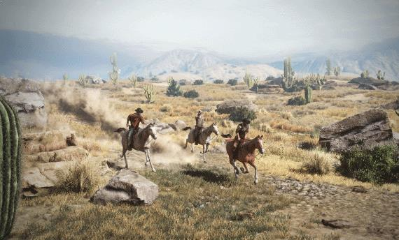 Wild West Online closed alpha announced