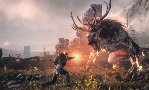 Witcher 3 PlayStation 4 Pro support is here