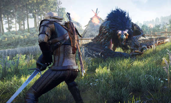 Netflix is developing The Witcher series