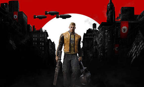 Watch the Wolfenstein II: The New Colossus' promo Game show