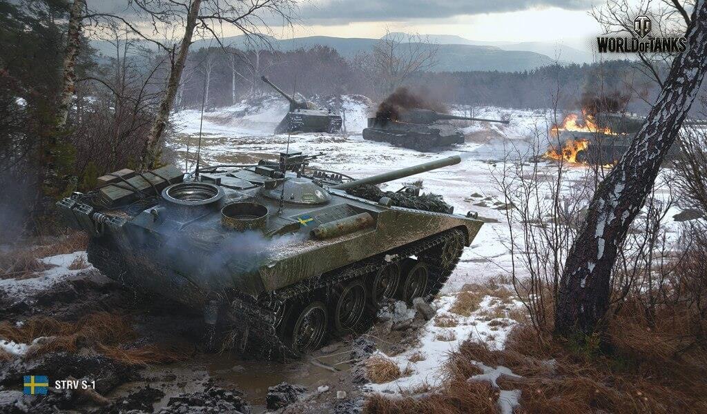 world of tanks april 2017 wallpaper