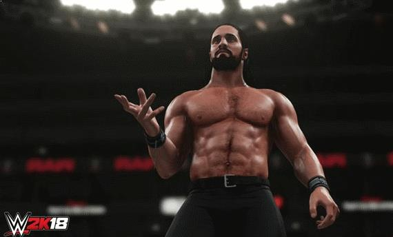 WWE 2K18 will debut on PC in October