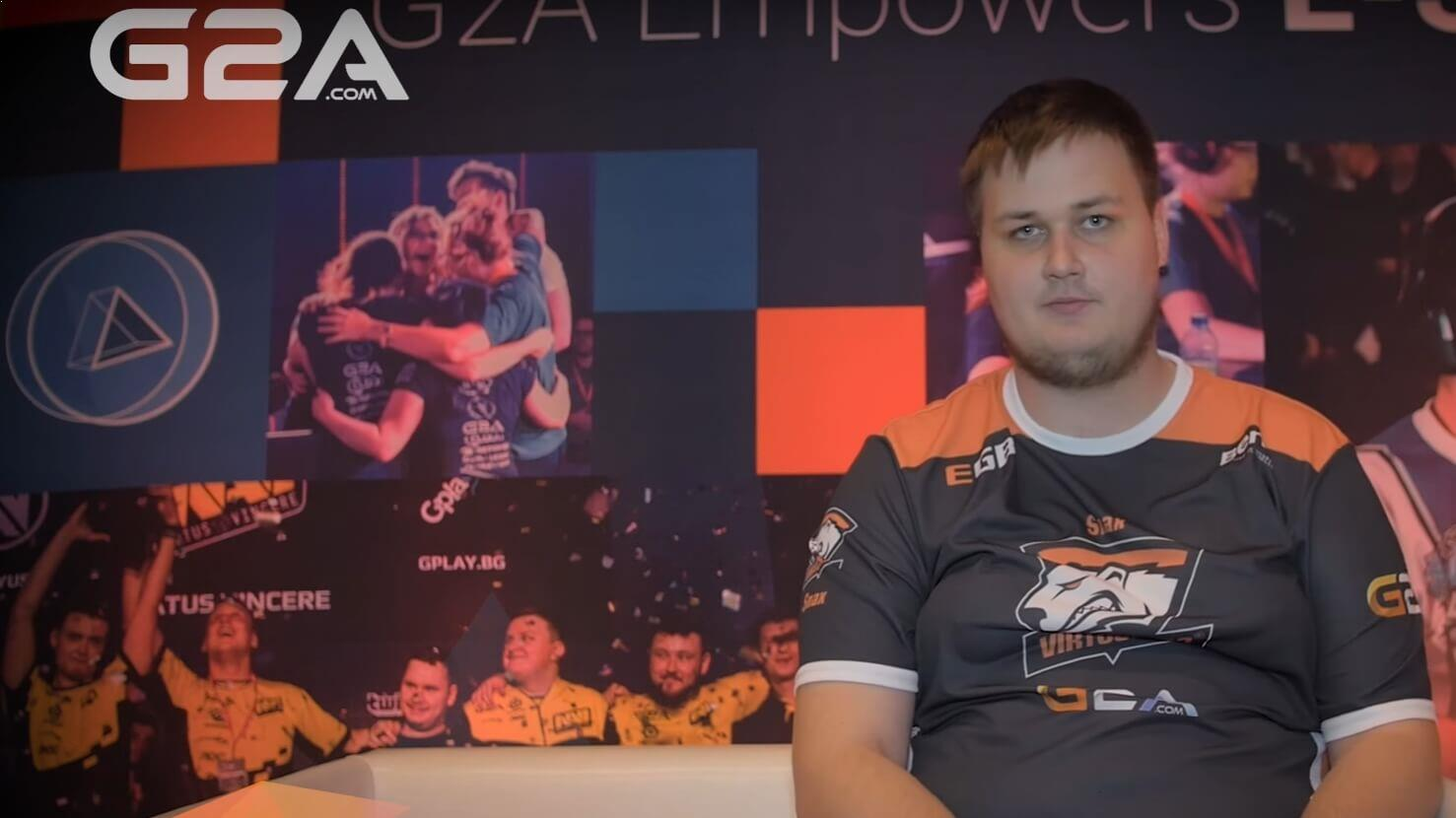 Interview with Janusz 'Snax' Pogorzelski