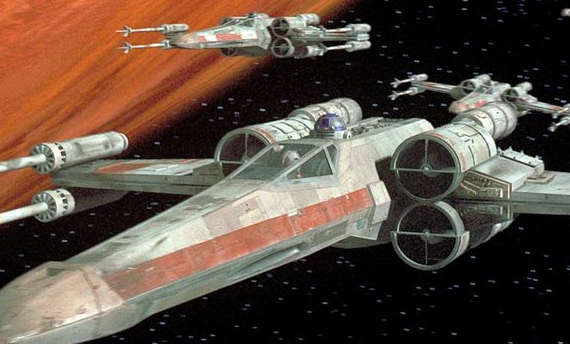 Star Wars: X-Wing is being remade with Unity