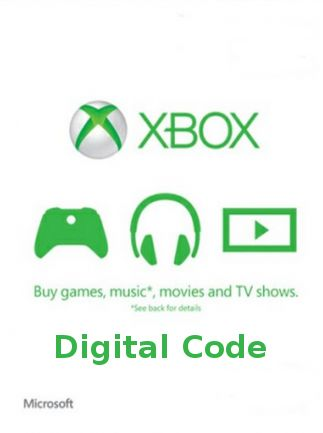 Xbox 10 USD Gift Card