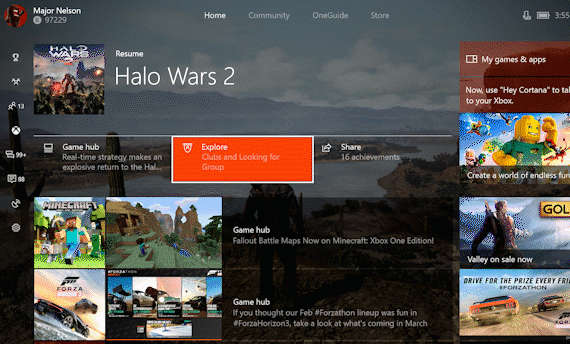 Xbox One gets a refreshed dashboard with the March Update