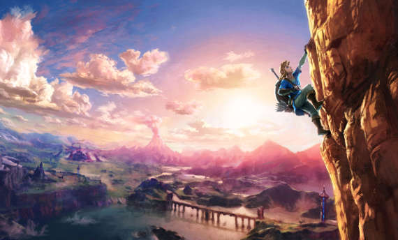 Zelda: Breath of the Wild preview - Everything we can Link