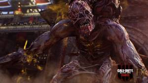 Zombies in Call of Duty Black Ops 4 Steroids