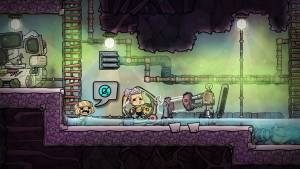 Oxygen Not Included gameplay