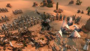 age of wonders desert battle