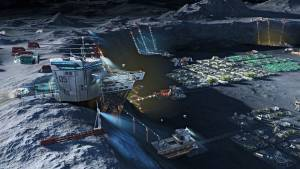anno 2205 game like age of empire in space