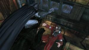 gameplay of batman arkham asylum