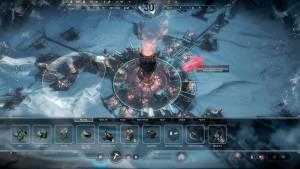 Frostpunk building in game