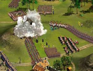 cossacks battle