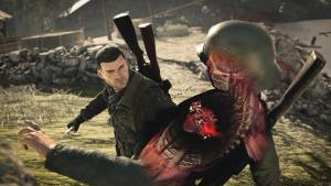 critical hit Sniper Elite 4