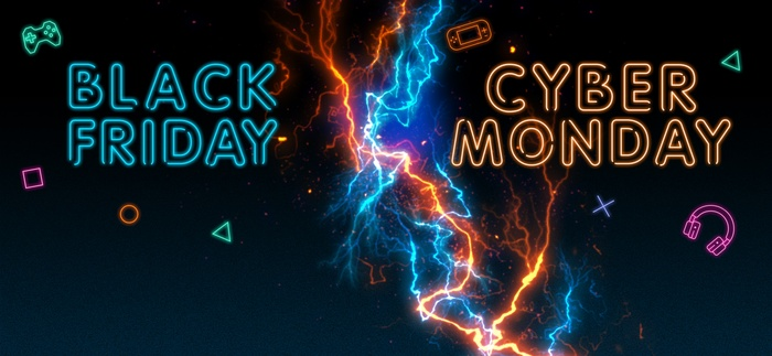 Black friday and cyber monday deals for PS4 on G2A.com