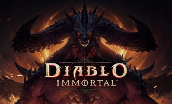 Diablo Immortal Banne